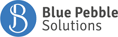 Blue Pebble Logo